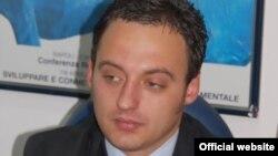 Министер за труд и социјална политика Спиро Ристовски.