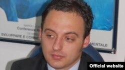 Spiro Ristovski, VMRO-DPMNE