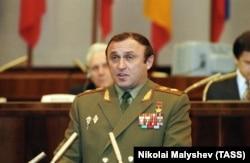 Министр обороны Павел Грачев, 1992