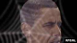 Президент Барак Обама: Ойдун жүгү астында. Прага ш. 2009-жылдын 5-апрели.