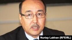 Историк Досалы Салкынбек. Алматы, 22 ноября 2013 года.