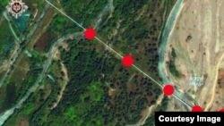 СГБ отчиталась о предотвращении теракта на грузинском участке магистрального газопровода, по которому голубое топливо поставляется из России в Армению