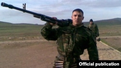 Mubariz Ibrahimov was killed in June