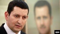 جهاد مقدسی، سخنگوی وزارت خارجه سوریه