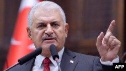 თურქეთის პრემიერ-მინისტრი ბინალი ილდირიმი