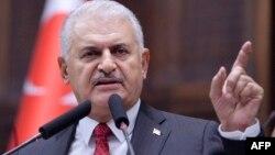 Turski premijer Binali Jildirim