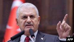 Турскиот премиер Бинали Јилдирим