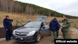 Осмотр места происшествия. Фото с сайта СУ СКР по Башкортостану.