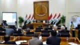 احدى جلسات مجلس محافظة البصرة