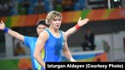 Гюзель Манюрова Рио олимпиадасында.