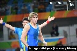 Гюзель Манюрова. Рио олимпиадасы.