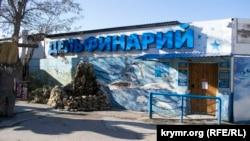 Дельфінарій у Севастополі, архівне фото