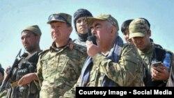 جنرال عبدالرشید دوستم معاون اول ریاست جمهوری افغانستان