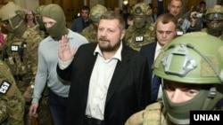 Ігоря Мосійчука затримують у Верховній Раді, Київ, 17 вересня 2015 року