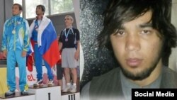 Чемпион мира по греко-римской борьбе Даврон Шарипов присоединился к «ИГ».