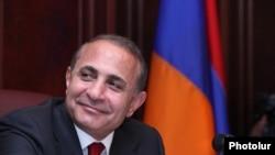 Председатель Национального Собрания 5-го созыва Овик Абрамян