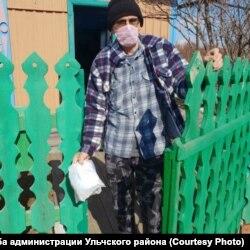 Житель села Богородское