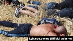 Затримані в Бережанці, 26 червня 2017 року