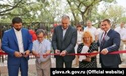 Сергей Аксёнов посетил дошкольные образовательные учреждения Ялты