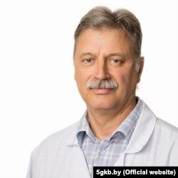 Лекар-нэўрахірург Аляксандар Бараноўскі