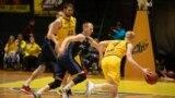 У матчі грандів «Київ-Баскет» був сильнішим