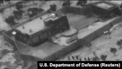 ABŞ xüsusi qüvvələri Abu Bakr al-Baghdadi-nin olduğu binaya yaxınlaşır, Suriyanın İdlib regionu, 26 oktyabr, 2019-cu il