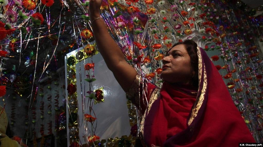 Pakistan has an estimated 8 million Hindus.