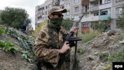 Проросійські сепаратисти, ілюстративне фото
