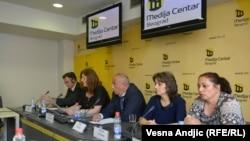 Konferencija za novinare na Međunarodni dan nestalih, Beograd, 30. avgust 2013.