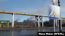 Дымящие трубы в Темиртау. Иллюстративное фото.