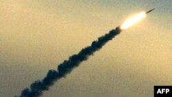 راکت اسرائیل