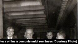 Nicolae Ceauşescu îl primește pe Alexei Kosâghin, preşedinte al Consiliului de Miniştri al U.R.S.S., cu prilejul semnării Tratatului de prietenie dintre România şi U.R.S.S. (7 iulie 1970) Fototeca online a comunismului românesc, cota 70/1970