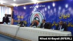 إجتماع في ديوان محافظة ديالى