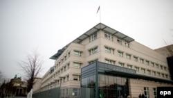 Almaniyada yerləşən ABŞ səfirliyinin binası