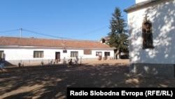 Село Режановце во близина на Куманово.