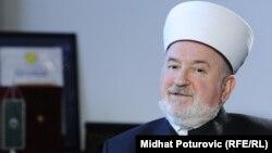 Мустафа Сирик, верховный муфтий Боснии и Герцеговины.