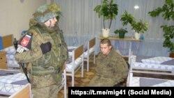 Шамсутдинов Рамиль лаьцна тIеман полицино