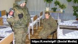 Рамиль Шамсутдинов после убийства