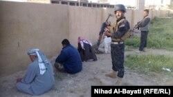 كركوك:القبض على متهمين بالقيام باعمال ارهابية