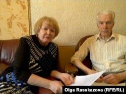 Юрий и Нина Черничковы