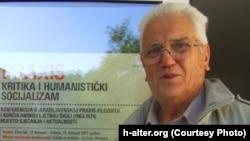 Božidar Jakšić, foto: h-alter.org