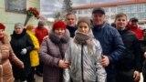 Сергей Филатов с семьей