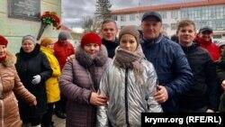 Сергій Філатов з родиною