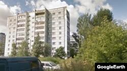 Дом №75 по улице Юлиуса Фучика в Казани