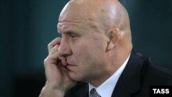 Президент Федерації спортивної боротьби Росії Михайло Маміашвілі