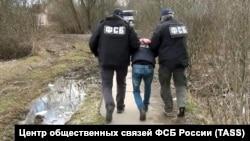 აზიმოვის დაპატიმრება მოსკოვის ოლქში