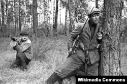 Савецкія партызаны, 1943 год