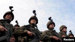 Ushtarë polakë...