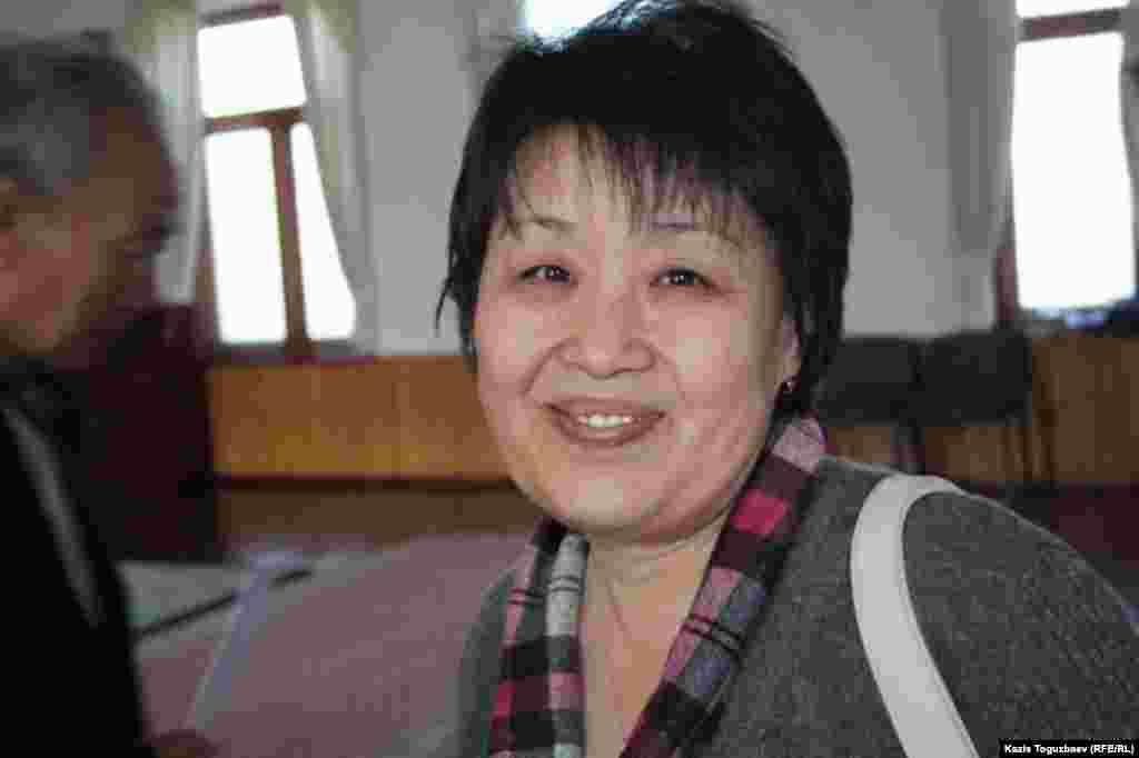 Маргарита Ким, прихожанка буддийского храма.
