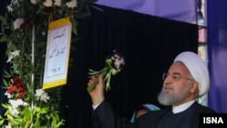 حسن روحانی در مراسم آغاز سال تحصیلی